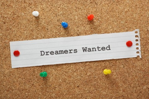 Dreamers-Wanted