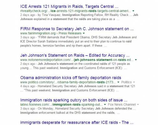 Know your rights during an Immigration Raid