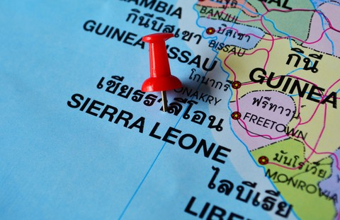 Termination of TPS for Beneficiaries from Sierra Leone, Liberia, Guinea effective May 21, 2017